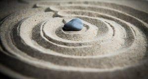 Arena y piedra Imagen de archivo libre de regalías