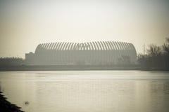 Arena in Zagreb Lizenzfreies Stockfoto