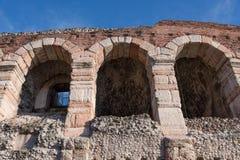 Arenadi Verona Stock Foto