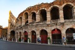 Arenadi Verona, Italien lizenzfreies stockbild