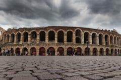 Arenadi Verona, Marktplatz-BH, Verona, Italien Lizenzfreie Stockfotografie