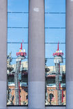 Arenaköpcentrum, Barcelona Royaltyfri Bild
