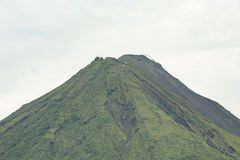 Arenal αιχμή ηφαιστείων Στοκ Εικόνα