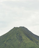 Arenal αιχμή ηφαιστείων Στοκ φωτογραφία με δικαίωμα ελεύθερης χρήσης