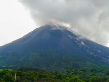 Arenal εθνικό πάρκο ηφαιστείων Στοκ Φωτογραφίες