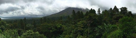 Arenal ηφαίστειο Κόστα Ρίκα Στοκ εικόνα με δικαίωμα ελεύθερης χρήσης