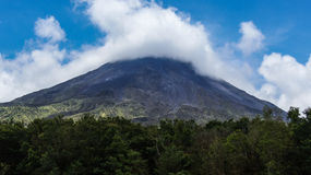 arenal ηφαίστειο Στοκ Φωτογραφίες