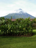 Arenal ηφαιστείων κεντρική κοιλάδα Κόστα Ρίκα Λα Φλώριδα Στοκ Φωτογραφίες
