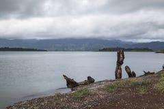 Arenal λιμνών ηφαίστειο Κόστα Ρίκα Στοκ φωτογραφίες με δικαίωμα ελεύθερης χρήσης