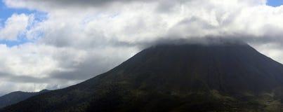 Arenal dżungli wulkan w Costa Rica Ameryka Środkowa volcan aktywnym Fotografia Royalty Free
