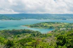 Arenal lake Royalty Free Stock Image