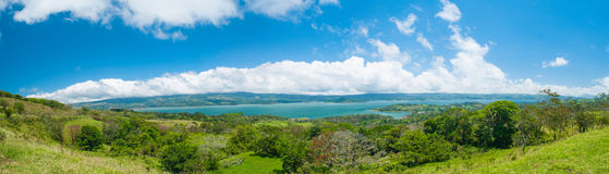 Arenal lake Royalty Free Stock Photography