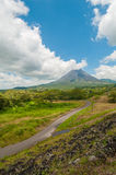 Arenal mountain Stock Photos