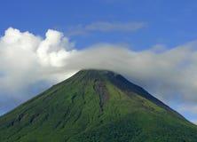 arenal volcan Costa Rica Royaltyfria Foton