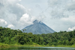 Arenal Volcan Royalty Free Stock Photos