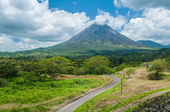 Arenal Royalty Free Stock Image