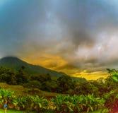 Arenal Volcano Costa Rica Stockfoto