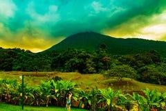 Arenal Volcano Costa Rica Lizenzfreie Stockbilder