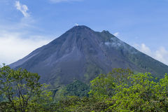 Arenal volcano, Costa Rica Royalty Free Stock Photo