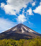 Arenal Volcano Landscape Royalty Free Stock Photo