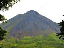 Arenal Volcano National Park royaltyfria bilder