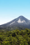 Arenal Volcano, Travel To Costa Rica Stock Photography