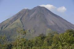 Arenal Vulkaan Stock Foto