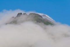 arenal wulkan obraz stock
