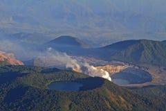 Arenal wulkan Zdjęcia Stock
