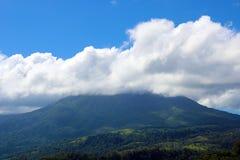 Arenal wulkan w Costa Rica Ameryka Środkowa volcan aktywnym Obrazy Royalty Free
