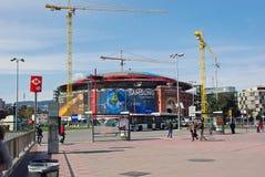 arenas barcelona de Arkivbilder