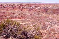 Arenas de Arizona Fotografía de archivo