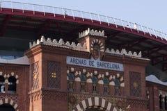 ARENAS DE BARCELONA imagenes de archivo