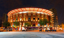 Arenas de Barcelona Spain Royalty Free Stock Image