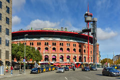 Arenas de Barcelona Stock Images