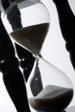 Arenas del tiempo Fotos de archivo libres de regalías