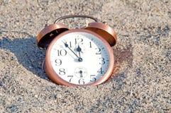 Arenas del tiempo Foto de archivo libre de regalías