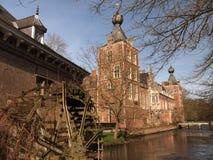 Arenberg kasztel Leuven, Belgia (,) Obraz Royalty Free