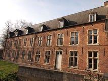 Arenberg kasztel Leuven, Belgia (,) Obrazy Royalty Free