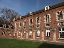 Arenberg kasztel Leuven, Belgia (,) Zdjęcie Royalty Free