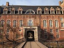 Arenberg-Schloss (Löwen, Belgien) Lizenzfreies Stockbild