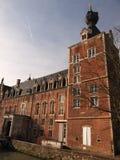 Arenberg-Schloss (Löwen, Belgien) Stockfotos
