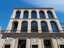 Arengario, Milan Royalty Free Stock Photos