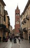 Arengario, Monza royalty free stock photos