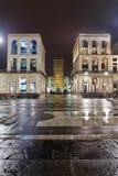 Arengario palace in Milan Stock Images