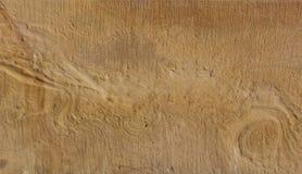 Arenito dourado Fotografia de Stock