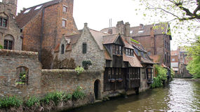 Arentshof in Bruges in Belgium Stock Photo