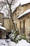 Areny-Plandolit family museum in Ordino. Andorra.  Royalty Free Stock Photo