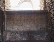 Areny rzymski amphitheatre zdjęcie stock
