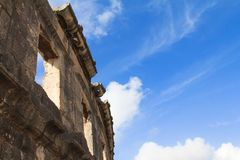 areny rzymski stary Zdjęcie Stock